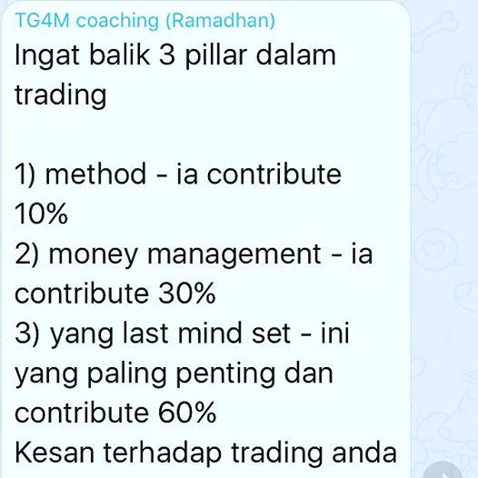 Tahukah Anda 3 Tiang Utama Dalam Trading Gold?