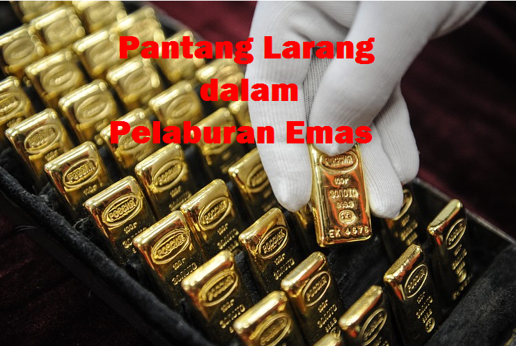 Kebodohan dalam Pelaburan Emas yang Perlu Dielakkan